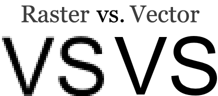 Vector Images vs. Raster Images in HTML5