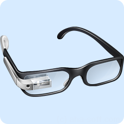 Free Google Glass Icons