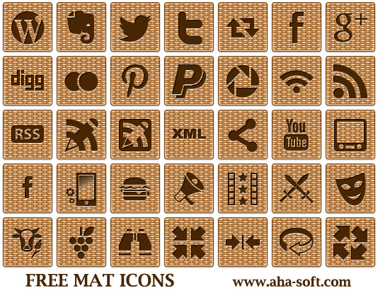 Free Mat Icons 2013.1 full