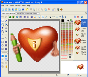 Sketching Icons for Windows Vista Made Easier