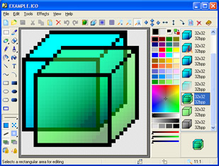 Click to view IconXP 3.17 screenshot