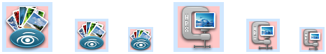 Image Packer Android Icon