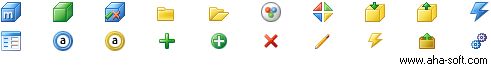 Java Application Icons