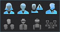People Icons for iOS