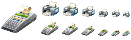 Universal Shop Icons